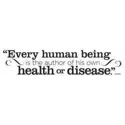 "Every Human Being Decal - 72"" x 16"""
