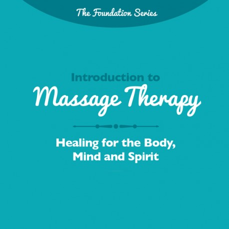 Massage Therapy Introduction Brochure